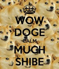Doge Pronunciation Meme - wow doge calm much shibe doge pinterest doge and memes
