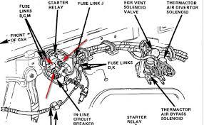 town car starter wiring diagram town wiring diagrams