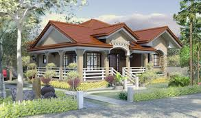 one story house design philippines single story bungalow house plans