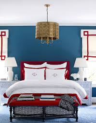 bedroom mesmerizing awesome chic ways to decorate in red white