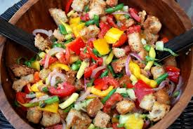 panzanella salad barefoot contessa taste a little more summer with an end of summer panzanella salad