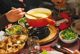 savoyard cuisine fondue savoyarde recipe apres ski dish in the