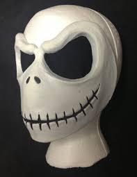 spirit halloween jack skellington malmey studios jack skellington face mask prosthetic this is