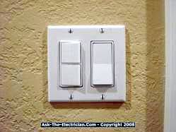 double switch for fan and light how to install a ceiling fan and wire the switch