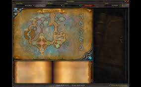 Wow Map Anyone Encountered This Map Glitch World Of Warcraft Message