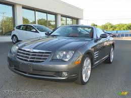 2005 chrysler crossfire limited roadster in graphite metallic