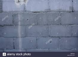 old cinder block wall painted gray texture stock photo royalty