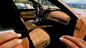 maserati levante back seat 2017 maserati levante add on replace unlocked extras