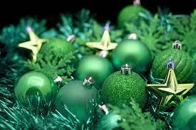 green christmas background ne wall