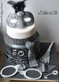 Creative L Shades L Atelier De Cilo Gâteau 50 Nuances De Grey Fifty Shades