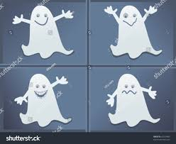 abstract halloween wallpaper vector illustration stock vector