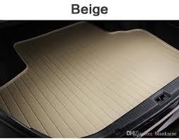 custom fit car trunk mat for audi a1 a3 a4 a6 a7 a8 q3 q5 q7 tt