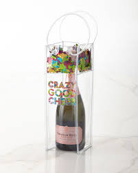 wine gift bag packed party cheer wine gift bag