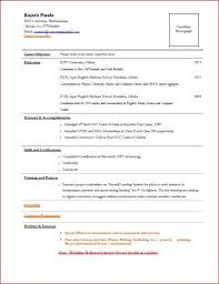 On Campus Job Resume Sample by 18 Resume For On Campus Job Science Day University Of