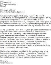 office associate cover letter