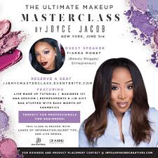 Make Up Classes For Beginners Joyce Jacob Holds The Ultimate Makeup Masterclass With Tiarra
