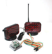 wireless tow light bar wireless tow lights ebay