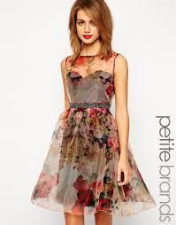printed organza dress other dresses dressesss