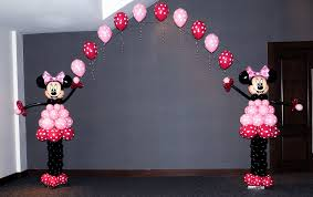 how to make a balloon arch minnie mouse arch yes there is one more way to make a balloon