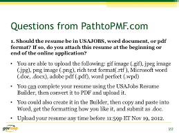 Usajobs Online Resume Builder by Resume Tips For Prospective Presidential Management Fellows Pmfs