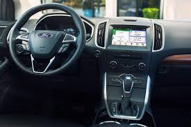 Ford Sync Map Update 2018 Ford Edge Suv Sporty Utility For Unstoppable Performance