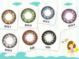 halloween contacts lenses best selling crazy contact lens yearly used halloween party color