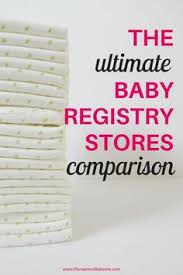stores with baby registry essential baby gear splurge or save baby registry baby gear