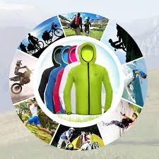 mens cycling windbreaker online shop basecamp unisex cycling riding windbreaker jacket