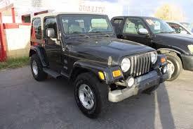 jeep 2004 for sale 2004 jeep wrangler for sale carsforsale com
