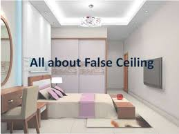 types of ceilings all about false ceiling and its types