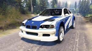 Bmw M3 Gtr - bmw m3 e46 gtr most wanted for spin tires