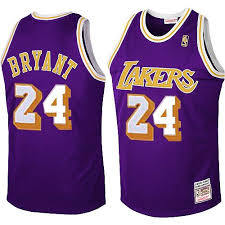 men u0027s kobe bryant authentic purple mitchell and ness jersey small