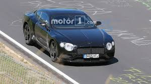 geneva 2015 refreshed bentley continental bentley continental gt spied trying to hide its sleek body