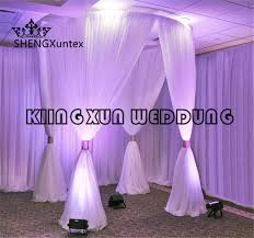 wedding backdrop size 2m size wedding backdrop curtain for party event decortion