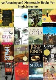 books for high school graduates 100 of the best books for your high school student high school