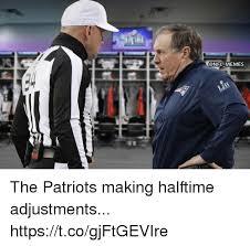 Vire Meme - memes the patriots making halftime adjustments httpstcogjftgevire