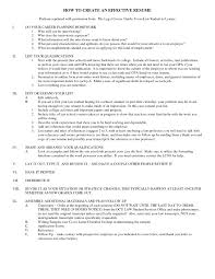 successful resume how to make a effective resume how to write a cv an