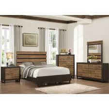 King Bedroom Sets With Media Chest East Elm Bedroom Bed Dresser U0026 Mirror King 57765 Bedroom