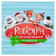 rudolph red nosed reindeer musical miller auditorium