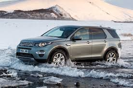 land rover discovery sport 2014 land rover discovery sport off road review youtube