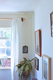 Nailless Curtain Rod by The 25 Best Curtain Rod Holders Ideas On Pinterest Mantle