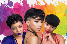 natural short hairstyles for african american woman is best choice that you apply best pixie hairstyles for 2017 essence com