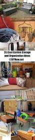 35 cool garden storage and organization ideas u2013 diynow net