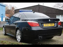 bmw 5 series 530d m sport for sale used 2007 bmw 5 series 530d ac m sport for sale in sevenoaks