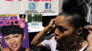 rashidas hip hop curly hair rasheeda talks about her favorite go to hairstyle and how pregnancy