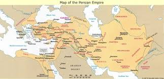 map iran iraq of iran