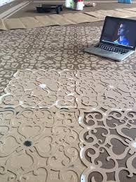 Painting Concrete Patio Slab Painting A Concrete Patio Floor Design And Ideas