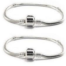 pandora classic bracelet images Pandora bracelet 5 clips jpg