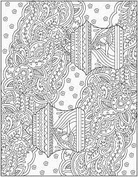 hard elephant coloring pages adults 89631