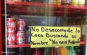 Memes Coca Cola - memes frases im磧genes de cocacola en quebolu